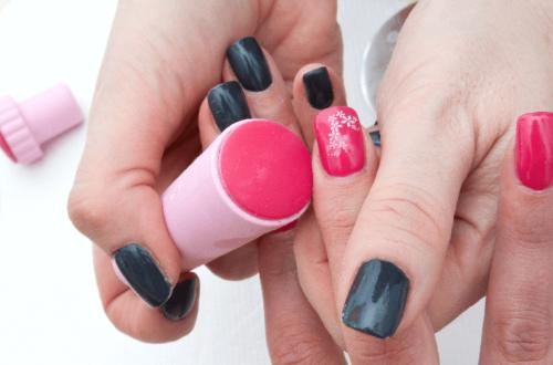 Nail Art Stamping & Nagelstamping - Anleitung