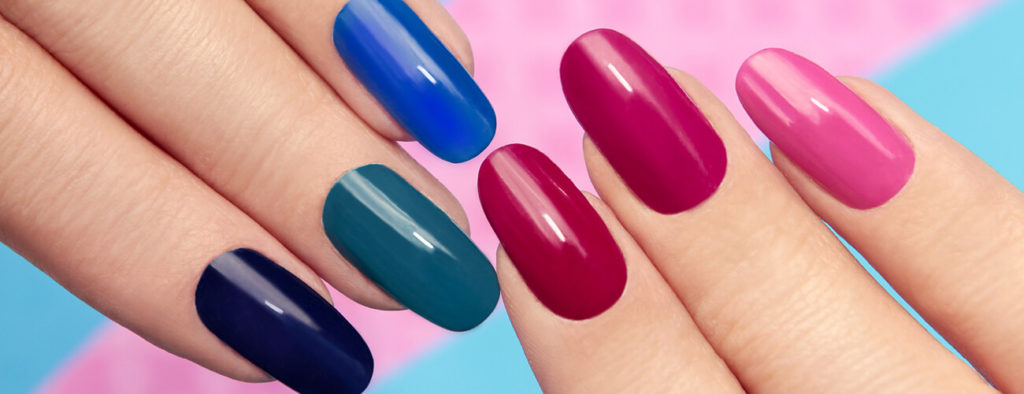 UV Nagellack Farben