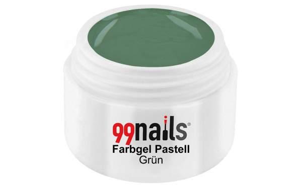 Farbgel Pastell - Grün 5ml
