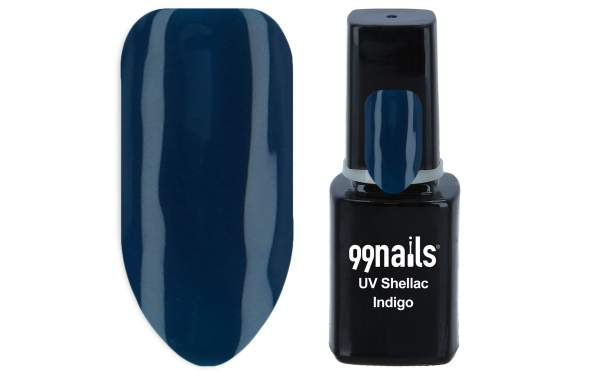 UV Shellac - Indigo 12ml