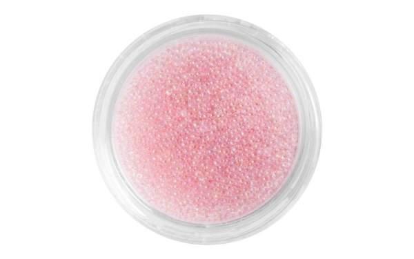 Nailart Microbeads Girly Rose