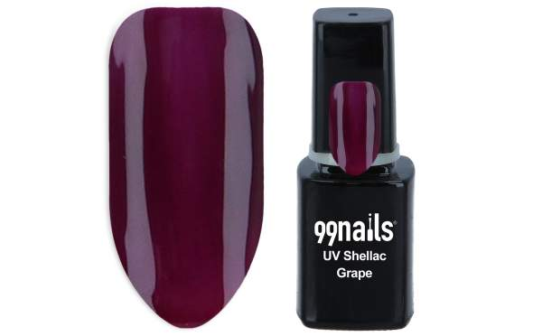 UV Shellac - Grape 12ml
