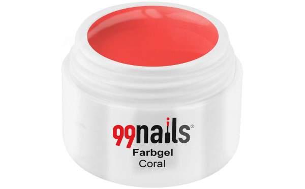 Farbgel - Coral 5ml