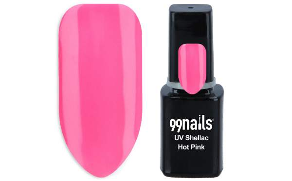 UV Shellac - Hot Pink 12ml