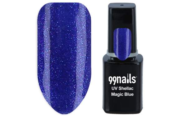 UV Shellac - Magic Blue 12ml