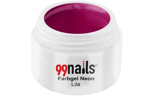 Farbgel Neon - Lila 5ml