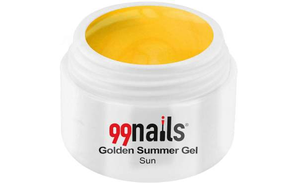 Golden Summer Gel - Sun 5ml