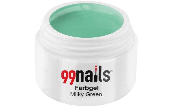 Farbgel - Milky Green 5ml