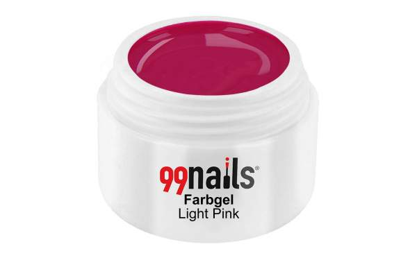 Farbgel - Light Pink 5ml