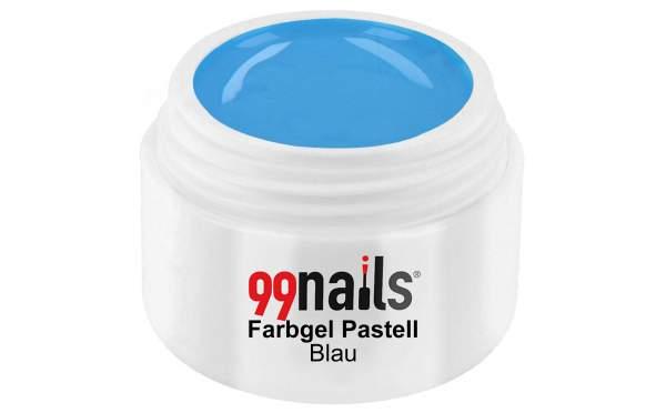 Farbgel Pastell - Blau 5ml