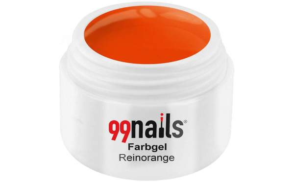 Farbgel - Reinorange 5ml