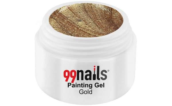 Painting Gel - Gold 5ml