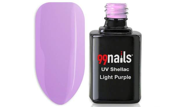 UV Shellac - Light Purple 12ml
