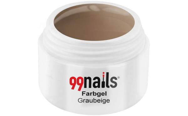 Farbgel - Graubeige 5ml
