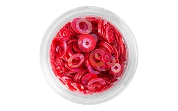 Nailart Ringe Red