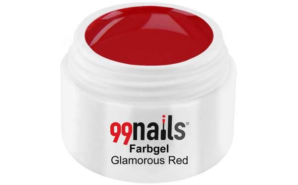 Farbgel - Glamorous Red 5ml