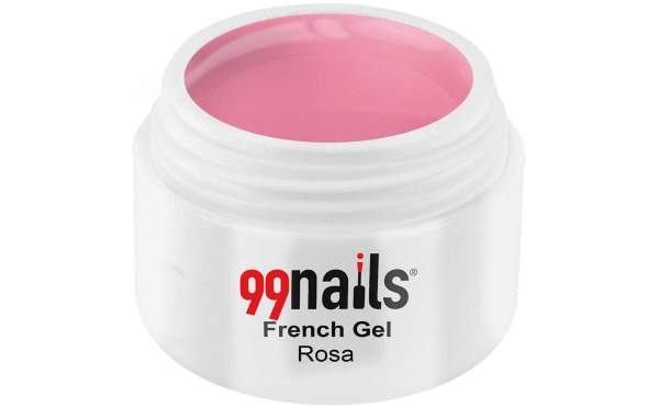 French Gel - Rosa 15ml