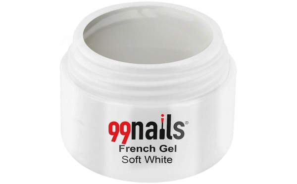 French Gel - Soft White 15ml