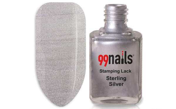 Stamping Lack - Sterling Silver 12ml