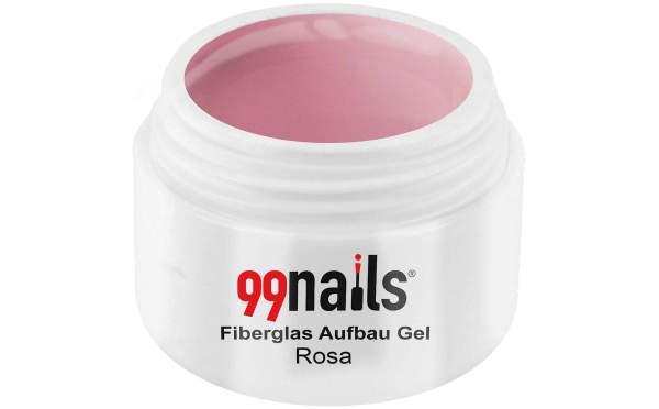 Fiberglas Aufbau Gel - Rosa 15ml