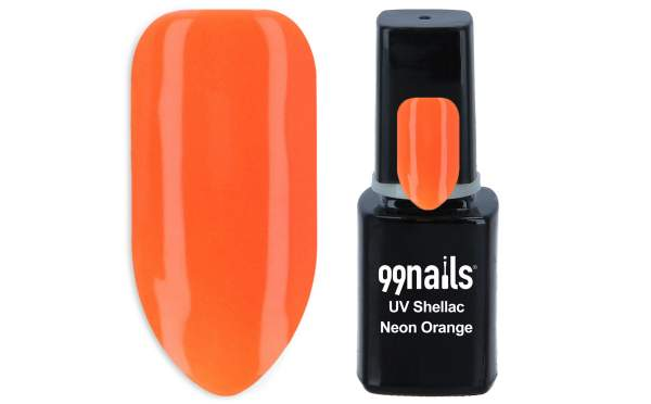 UV Shellac - Neon Orange 12ml