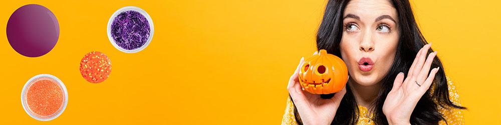 Schaurig-schönes Halloween Nageldesign