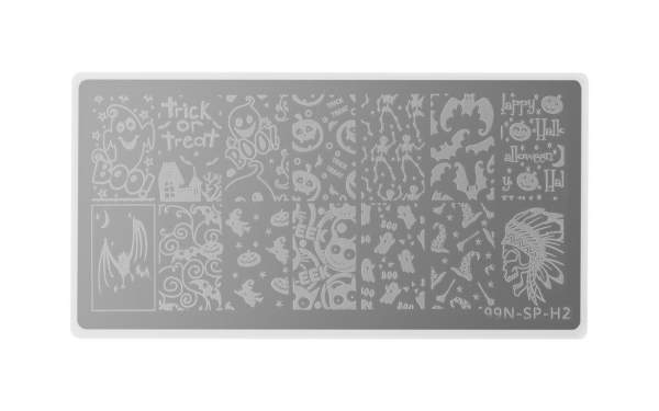 Stamping Plate Special - Trick or Treat