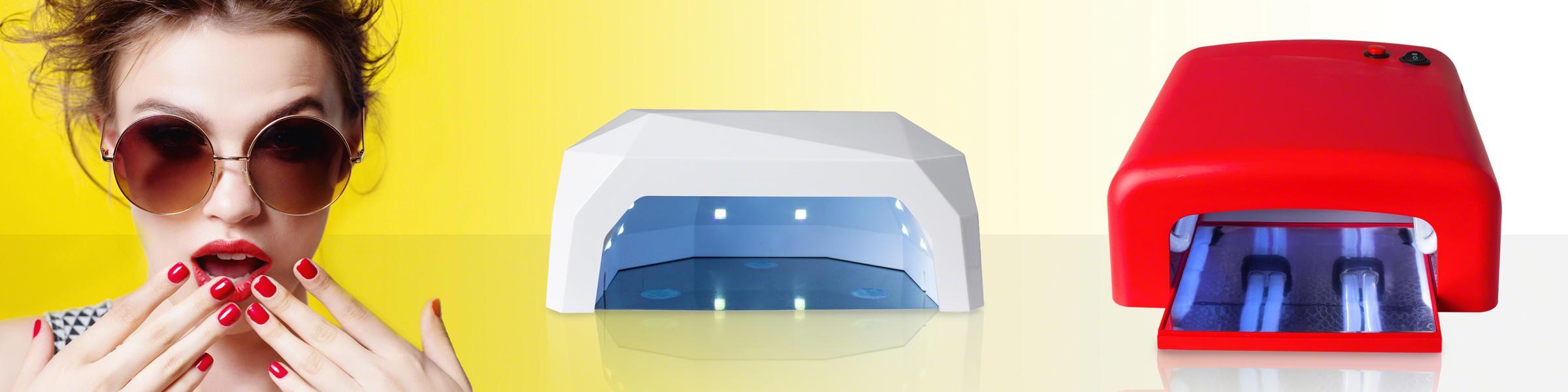 UV & LED Härtungsgeräte