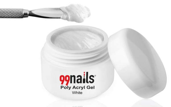 Poly Acryl Gel - White 15ml