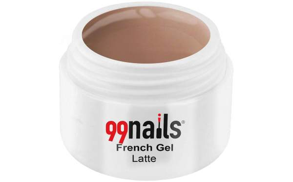French Gel - Latte 15ml