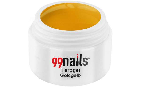 Farbgel - Goldgelb 5ml