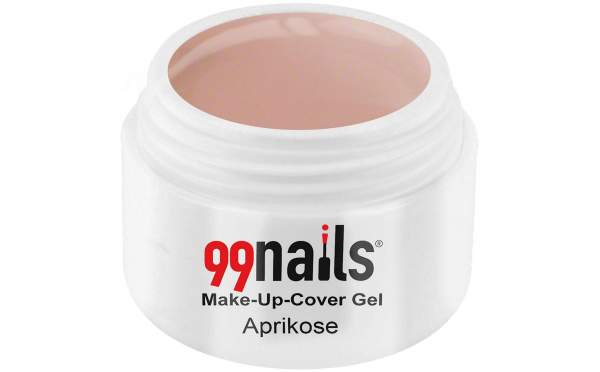 Make-Up Cover Gel - Aprikose 5ml