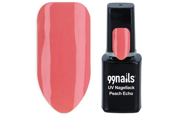 UV Nagellack - Peach Echo 12ml