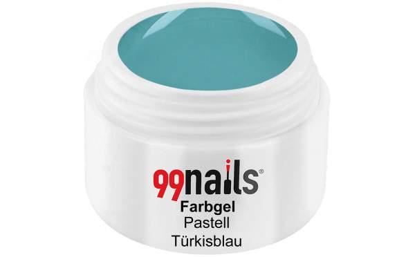 Farbgel Pastell - Türkisblau 5ml