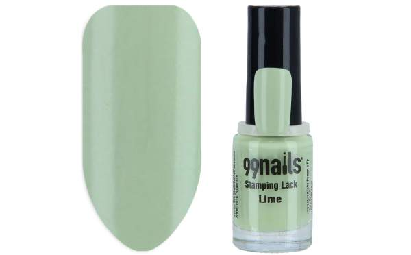 Stamping Lack - Lime 5ml