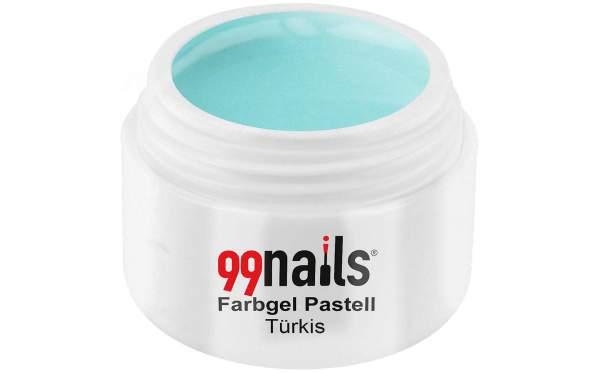 Farbgel Pastell - Türkis 5ml