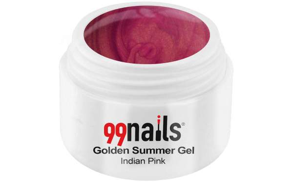 Golden Summer Gel - Indian Pink 5ml