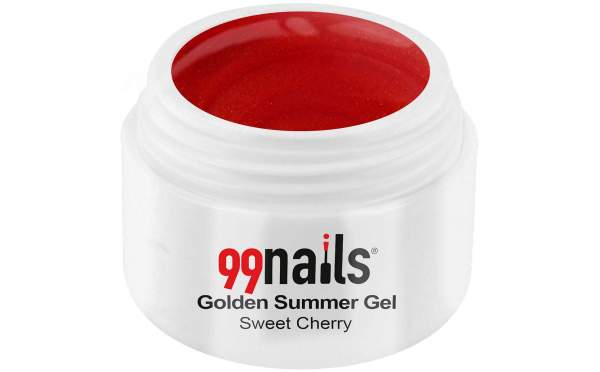 Golden Summer Gel - Sweet Cherry 5ml