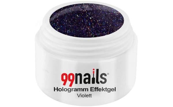Hologramm Effektgel - Violett 5ml