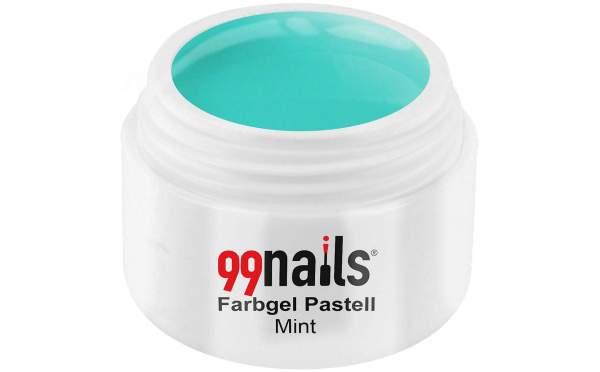 Farbgel Pastell - Mint 5ml