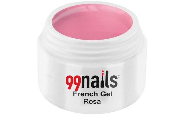French Gel - Rosa 5ml