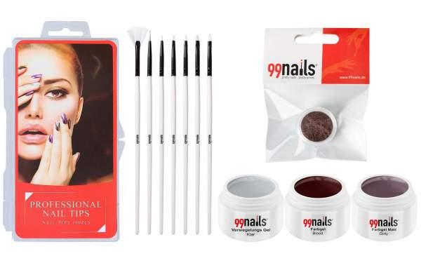Zombie Nails Set