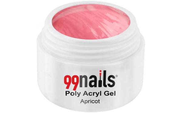 Poly Acryl Gel - Apricot 15ml