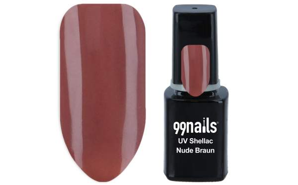 UV Shellac - Nude Braun 12ml