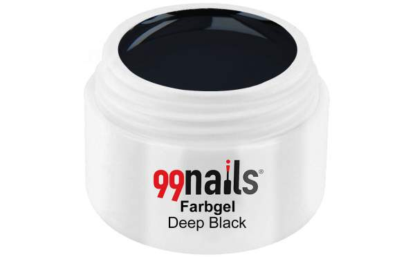 Farbgel - Deep Black 5ml