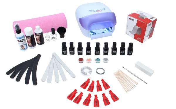 UV Nagellack Starter Set - UV Deluxe