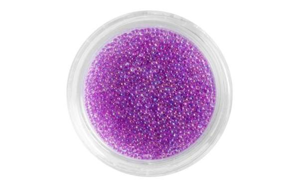 Nailart Microbeads Light Purple