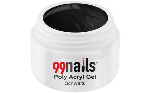 Poly Acryl Gel - Schwarz 15ml