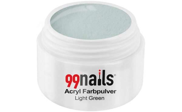 Acryl Farbpulver - Light Green 7g