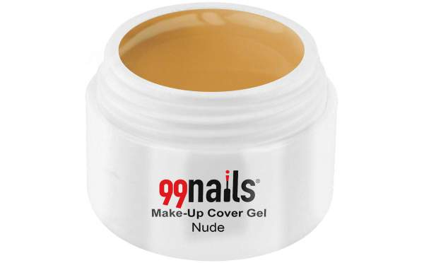 Make-Up Cover Gel - Nude 30ml